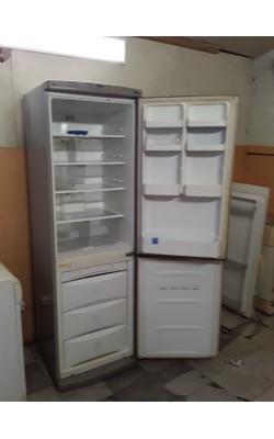 Холодильник LG 190 см Металлик (3)