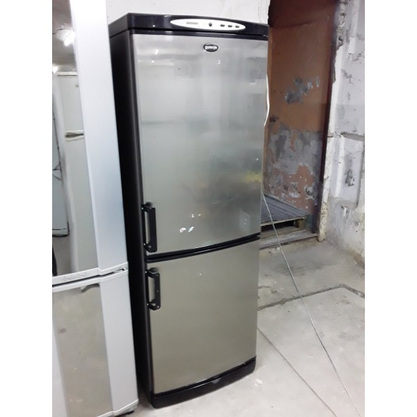 Холодильник Gorenje 170 см  (Нержавеющий)