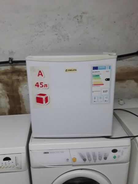 Однокамерный холодильник De...