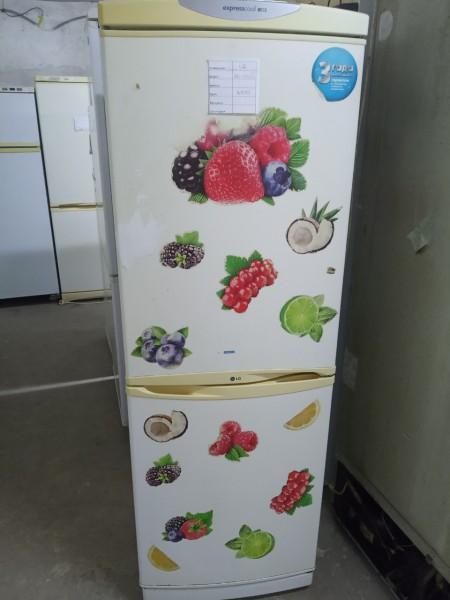 Холодильник LG 160 см