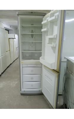 Холодильник LG 190 см Металлик