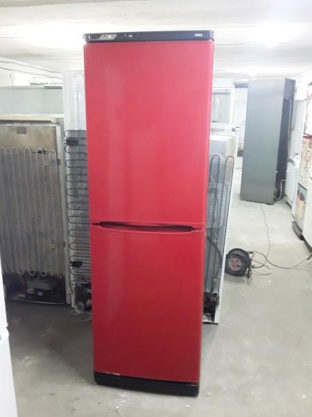 Холодильник Stinol 2 компрессора Red