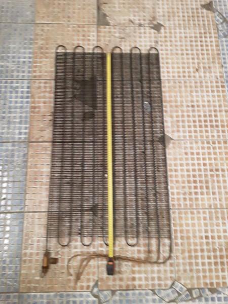 Сетка конденсатор   (решетка конденсатор) 940/520мм.