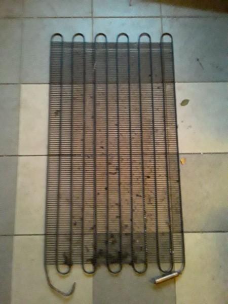 Сетка конденсатор   (решетка конденсатор) 970/520мм.