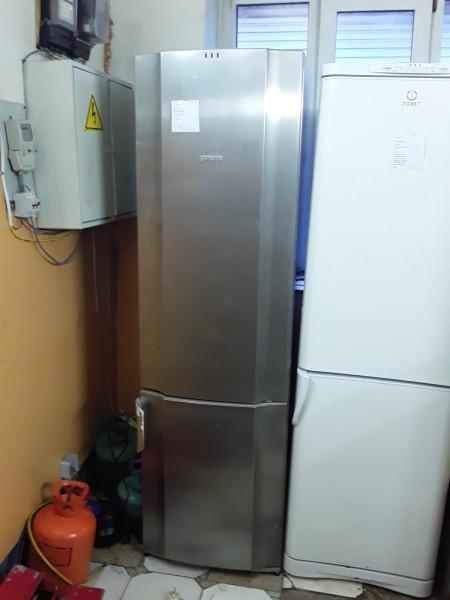 Двухкамерный холодильник Горение 2 метра