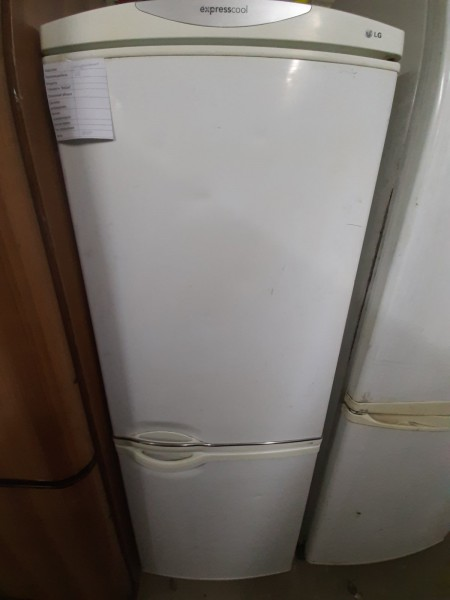 Двухкамерный холодильник LG (159 см)